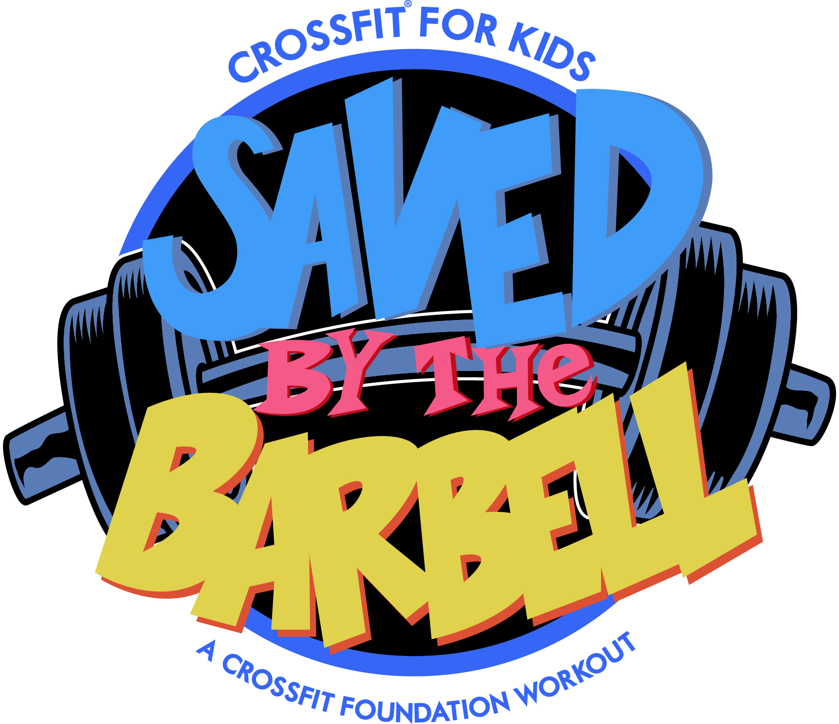 CrossFit For Kids: Saved by the Barbell